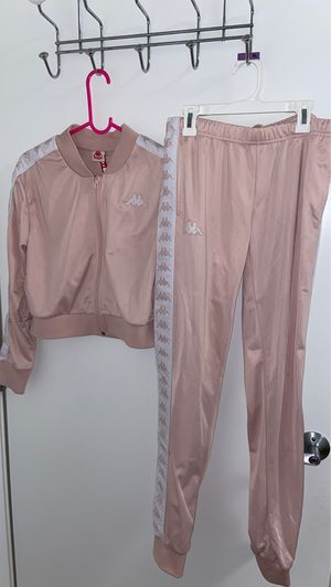 Kappa sweat suite for Sale in San Francisco, CA