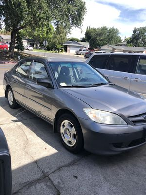 Honda Civic 2005 miles 255xxx for Sale in Antioch, CA