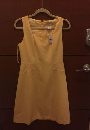 Brand new jcrew yellow dress for Sale in Fairfax, VA