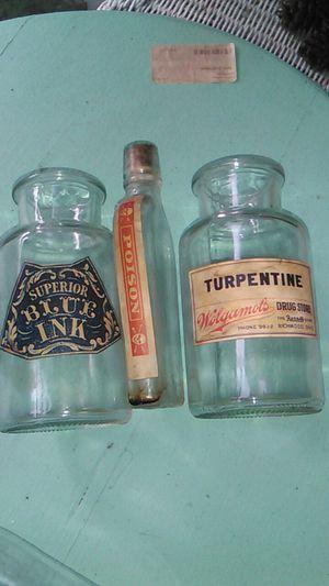 Antique bottles for Sale in PT CHARLOTTE, FL