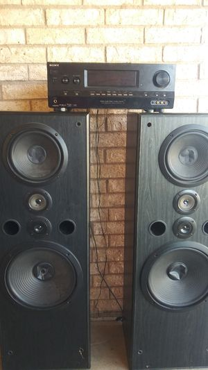 Sony surround sound system for Sale in San Angelo, TX