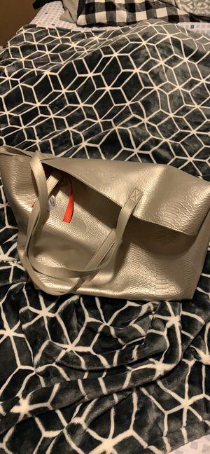 Silver tote bag for Sale in Sacramento, CA