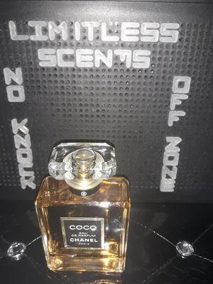 CHANEL COCO Eau de Parfum Spray, 3.4 FL. Oz. for Sale in Houston, TX