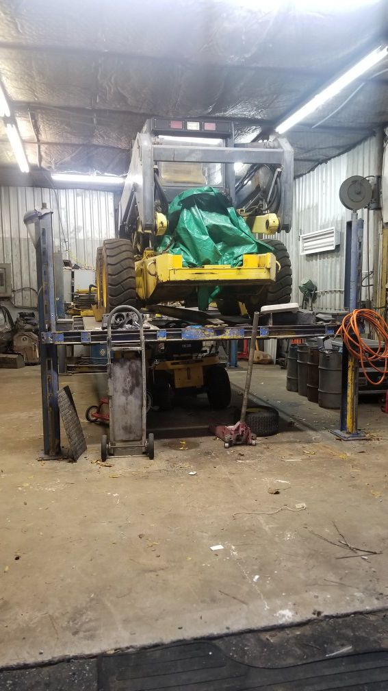Dock master mkIII car lift