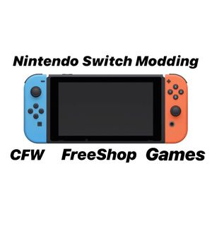 Nintendo Switch Modding for Sale in Chula Vista, CA