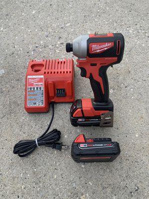 Milwaukee 18vt impact drill brushless brand new for Sale in Marrero, LA