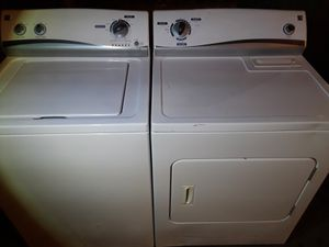 Washer and Dryer (electric) for Sale in Yardley, PA