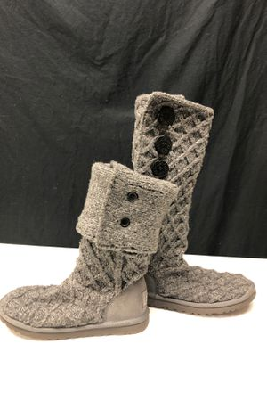 Ugg W KNIT BOOTS for Sale in Huntington Beach, CA