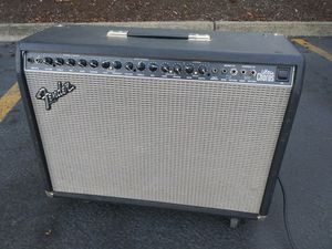 Fender Ultra Chorus 2 driver guitar amplifier for Sale in Hillsboro, OR