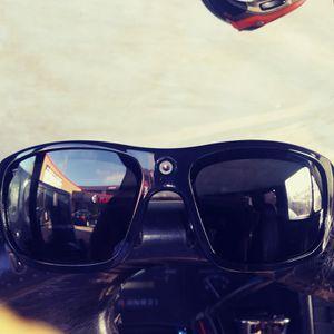 GoVision - Pro Recording Sunglasses - Black for Sale in Poway, CA