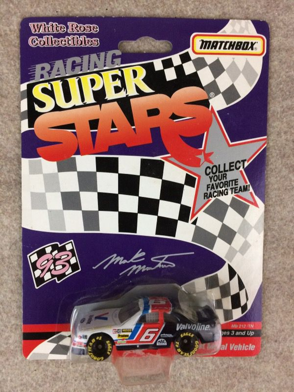 Matchbox NASCAR #6 Mark Martin