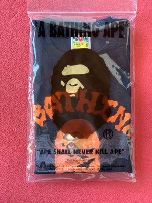 A Bathing Ape BAPE Halloween Spooky Shirt Medium SOLD OUT for Sale in Los Angeles, CA