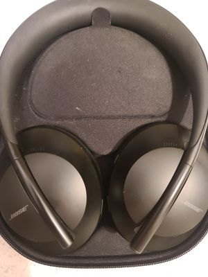 Bose 700 Bluetooth Noise Canceling Headphones p for Sale in West Valley City, UT