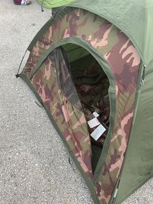 Tent with matching sleeping bag for Sale in Sydney, FL