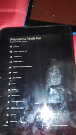 Kindle Fire for Sale in Baltimore, MD