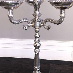 Huge Sterling Silver Antique Candelabra for Sale in Las Vegas, NV