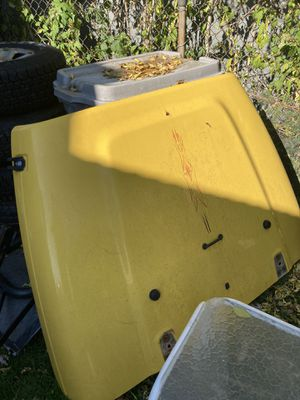 2002 Jeep Wrangler hood for Sale in Lakewood, OH