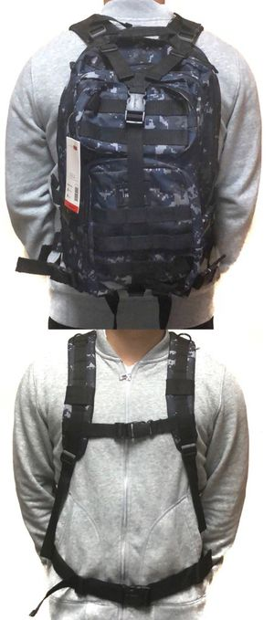 Brand NEW! Blue Digital Tactical Backpack For Traveling/Hiking/Camping/Biking/Work/Fishing $25 for Sale in Carson, CA