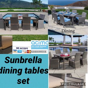 Patio dining table set for Sale in Riverside, CA