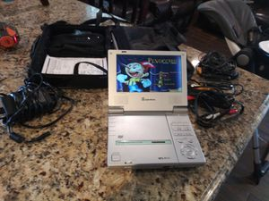 Dvd player portable for Sale in Lake Elsinore, CA