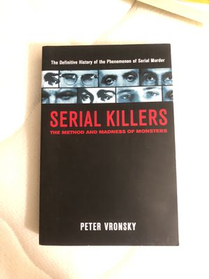 Serial killers book for Sale in Lakeland, FL