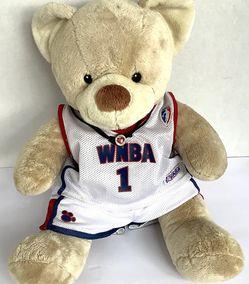 Build A Bear WNBA #1 Bear for Sale in San Angelo,  TX