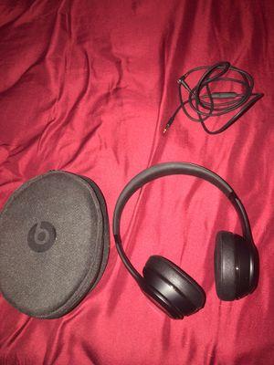 Black Beats Studio Wireless Headphones for Sale in Seattle, WA