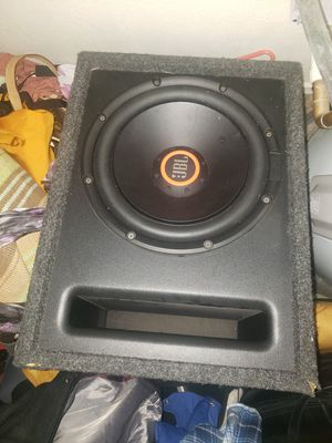 "Jbl 12"" SUBWOOFER for Sale in Portland, OR"