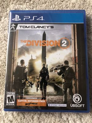 Tom Clancy's The Division 2 for Sale in Orlando, FL
