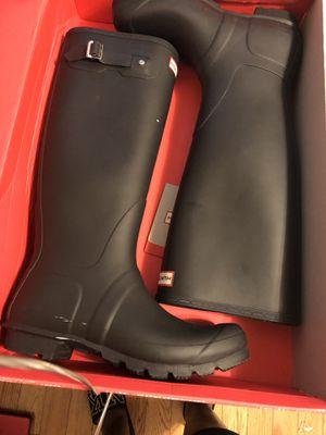 Hunter rain boots for Sale in Philadelphia, PA