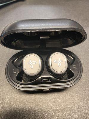 LEFT ONLY Jaybird Run In-Ear Wireless Earbuds - DRIFT WHITE for Sale in Burien, WA