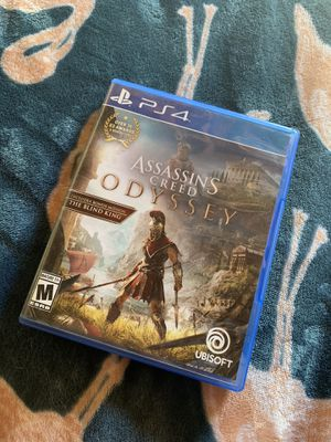Assassins creed odyssey for Sale in Ontario, CA