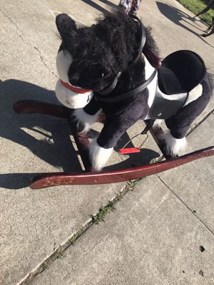 Rocking Horse Chair Toy for Sale in Richmond, CA