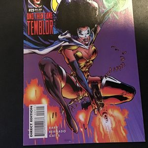 COMIC BOOK—MANTRA, Vol. 1, Issue #23, July 1995 for Sale in Kent, WA