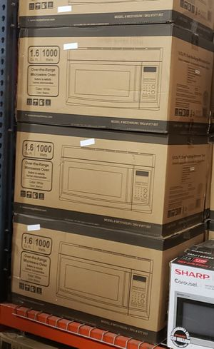 White over the range microwave for Sale in Easley, SC