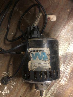 Sump pump motor for Sale in Bristow, VA