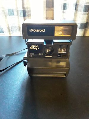 Vintage Polaroid one step camera for Sale in Narragansett, RI