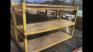INDUSTRIAL/COMMERCIAL STEEL RACK. HEAVY DUTY for Sale in Forest Park, IL