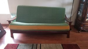 Futon/ pull out couch bed for Sale in Hemet, CA