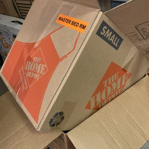 Free Boxes for Sale in Livermore, CA