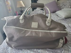 Diane Von Furstenberg DVF Wheeled Rolling Travel/Duffle Bag for Sale in St. Petersburg, FL