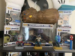 Pops from Marvel,Disney, Star Wars,Dragon ball Z for Sale in Beaverton, OR