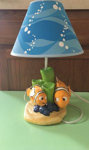 Finding Nemo Lamp for Sale in Stewartstown, PA