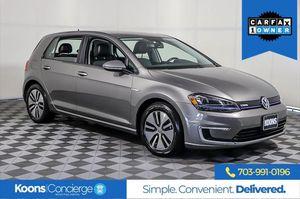 2016 Volkswagen E-Golf for Sale in Vienna, VA