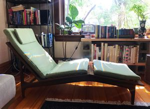 Danish Mid Century Chaise Lounge for Sale in Chicago, IL
