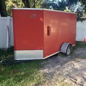 TC Trecker 5x10 Enclosed trailer for Sale in Ocoee, FL