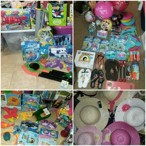 500+ EVERYTHING SUMMER to Enjoy! Starting @ 50c ~ 50% to 90% for Sale in Newport News, VA