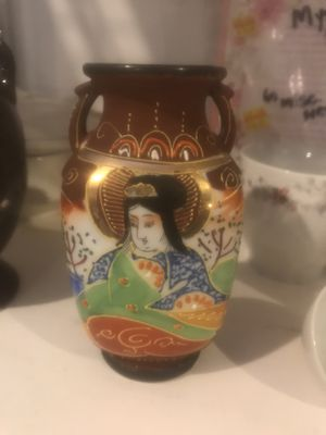 Japanese Vase for Sale in Bloomsburg, PA