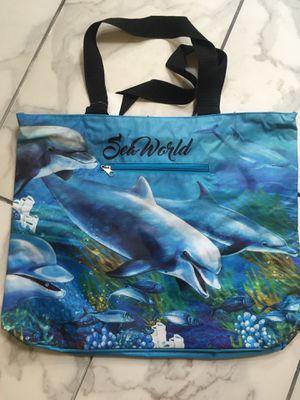 Sea world tote for Sale in Portsmouth, VA