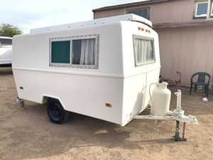 1973 compact 13ft travel trailer for Sale in Glendale, AZ